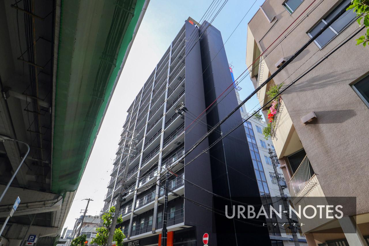 アパホテル なんば南 恵美須町駅 2020年10月 05