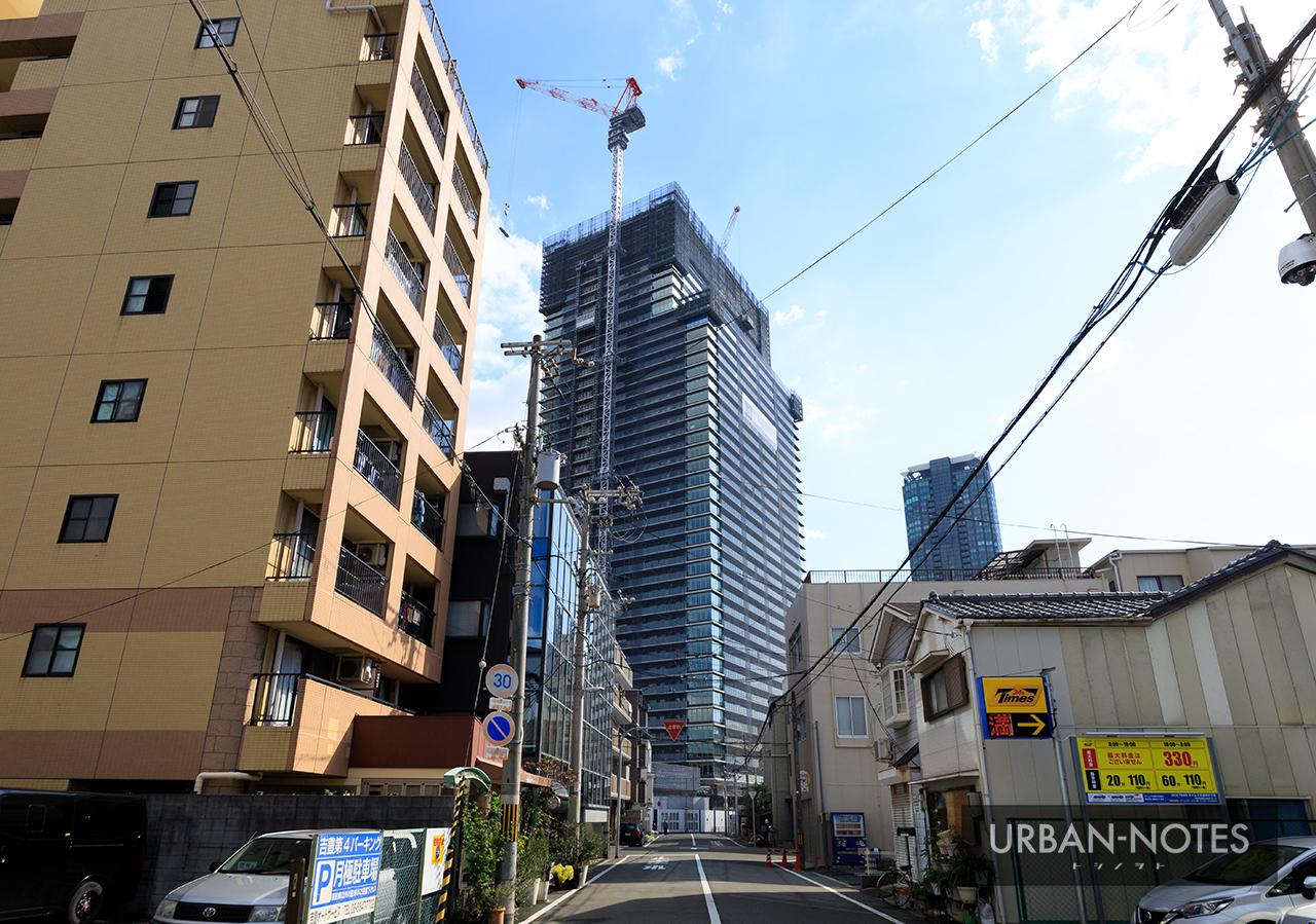 グランドメゾン新梅田タワー THE CLUB RESIDENCE 2020年10月 01