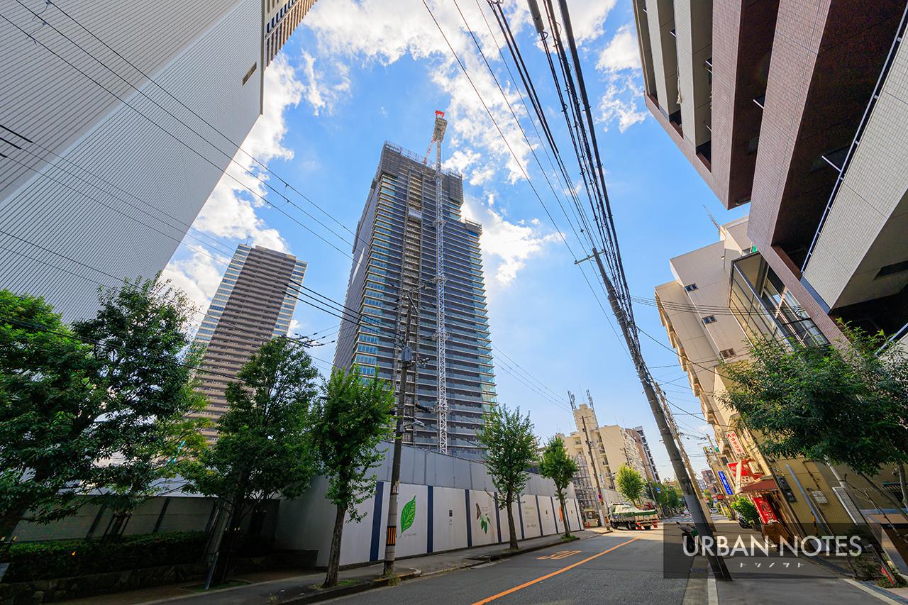 グランドメゾン新梅田タワー THE CLUB RESIDENCE 2020年10月 04
