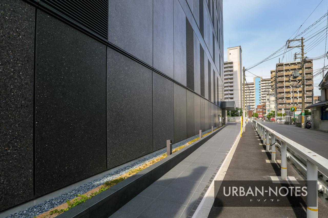 NTT西日本日本橋ビル(NTTコミュニケーションズ大阪第6データセンター) 2020年10月 05