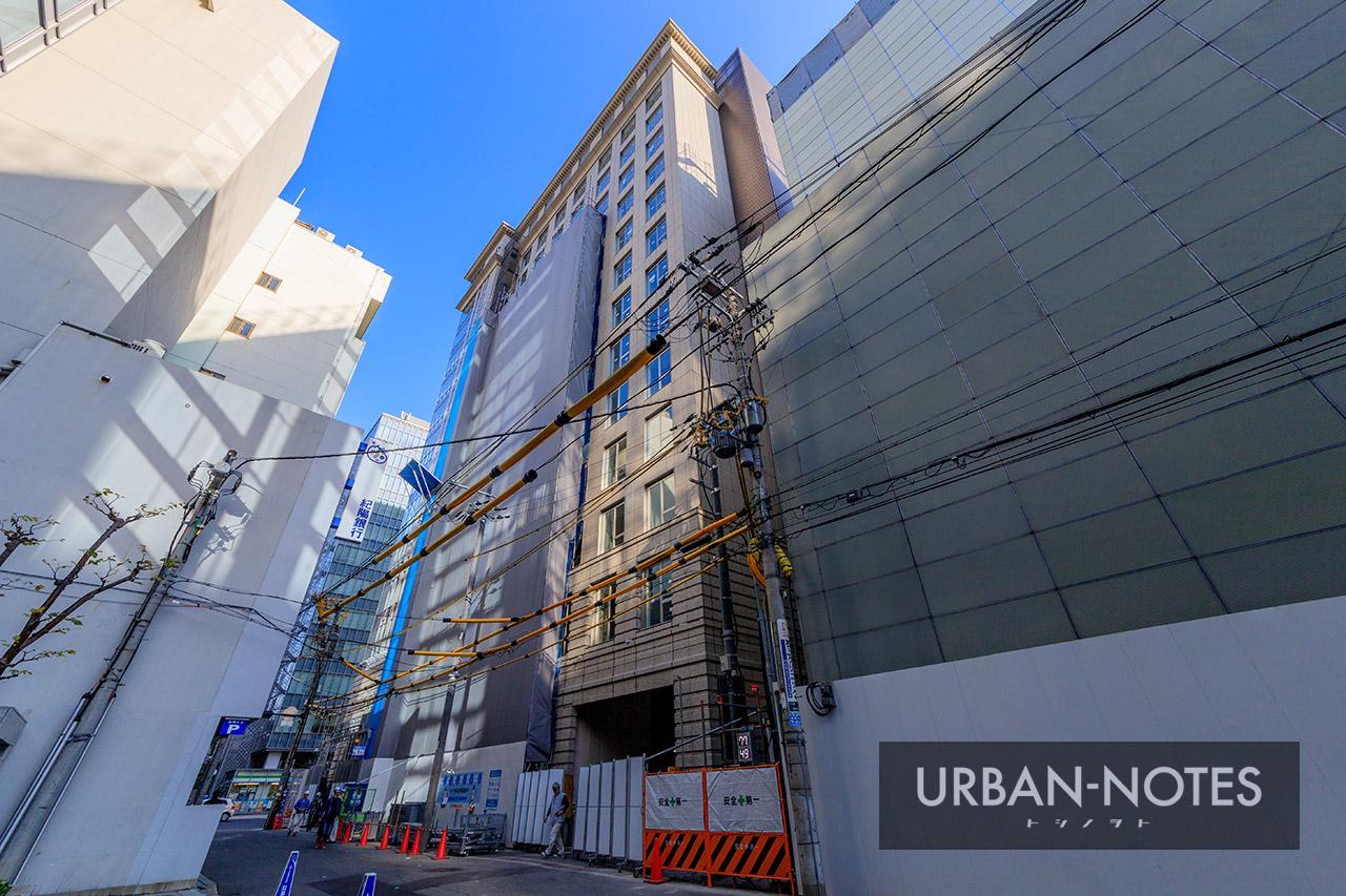 アロフト大阪堂島 2020年10月 04