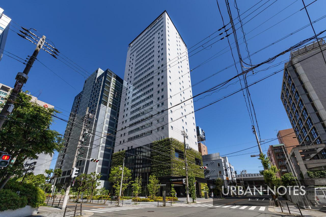 からくさホテルグランデ新大阪タワー 2020年10月 01