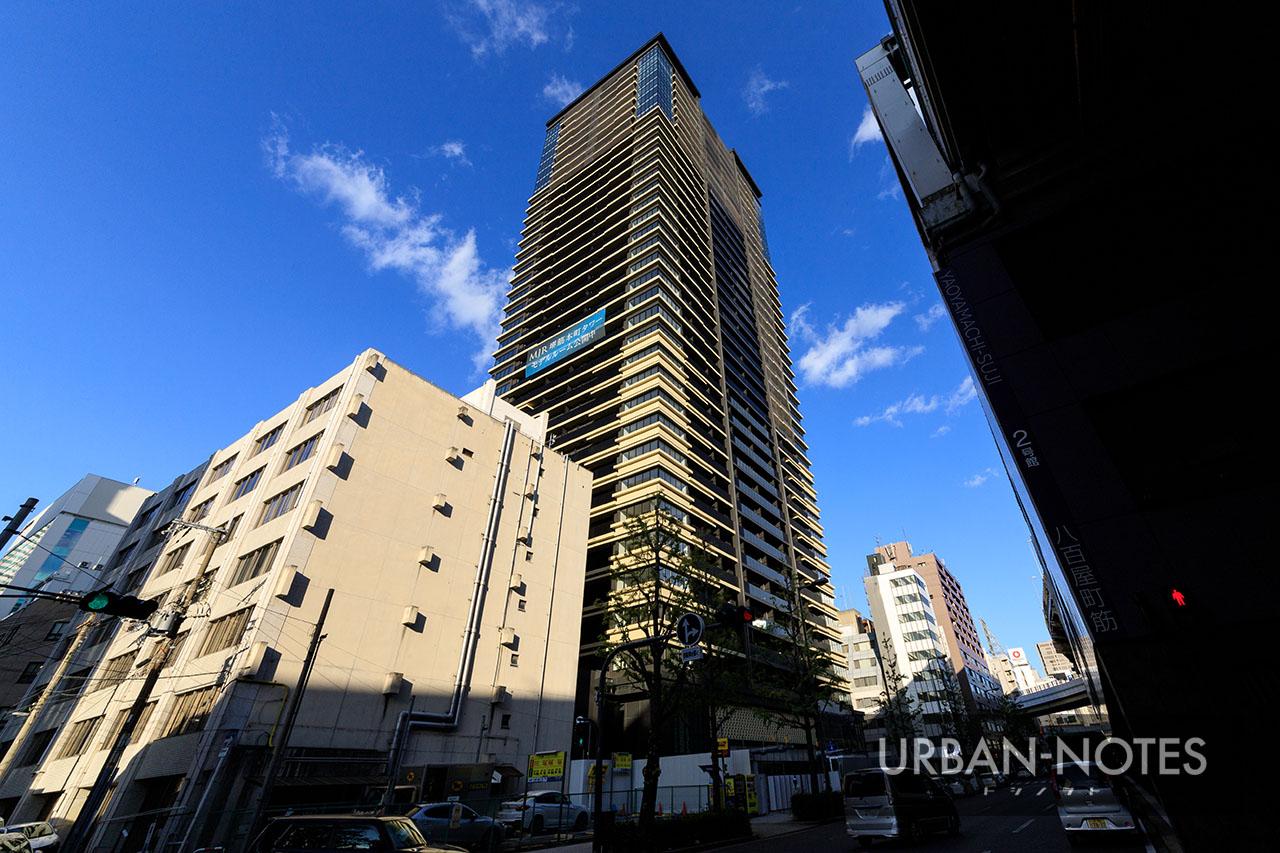 MJR堺筋本町タワー 2020年10月 01