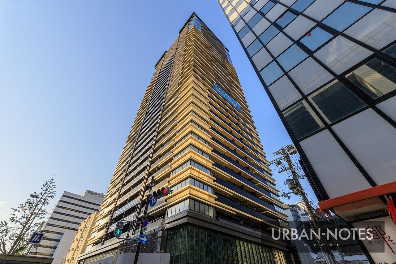 MJR堺筋本町タワー 2020年10月 03
