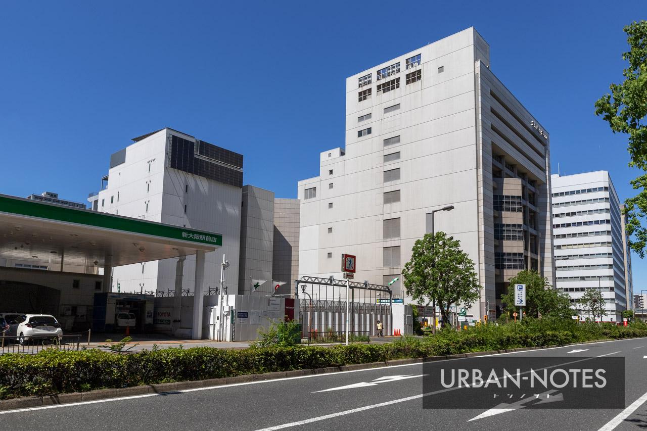 野村不動産 (仮称)新大阪PJ 2020年7月 01