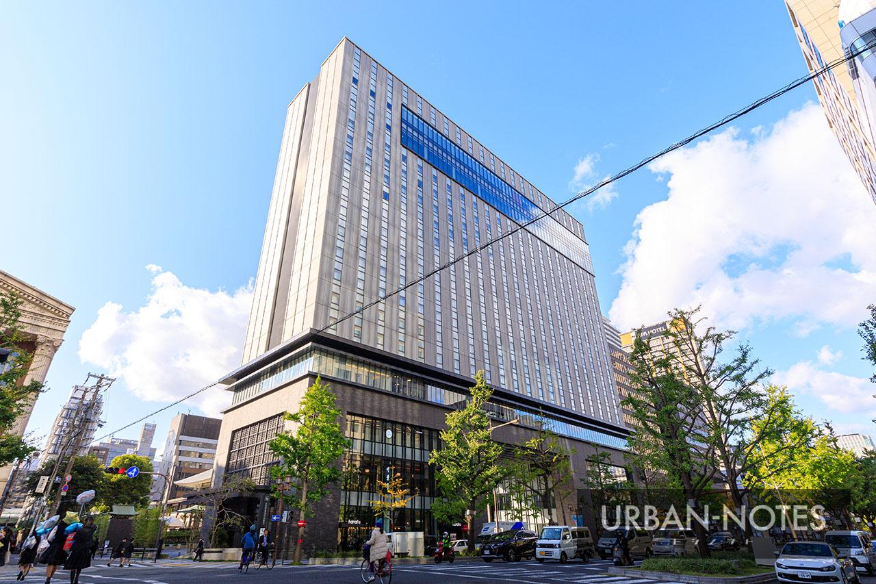 積和不動産関西南御堂ビル(大阪エクセルホテル東急) 2020年10月 01