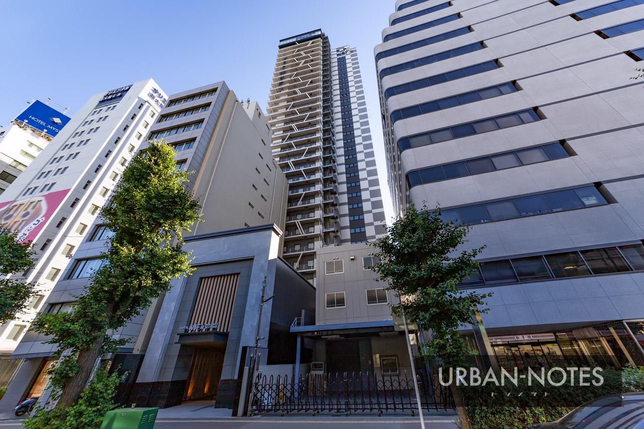 ホテルWBF新大阪スカイタワー 2020年10月 02