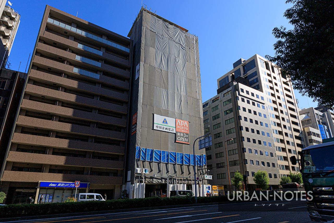 アパホテル大阪天満橋駅前_2020年12月 02