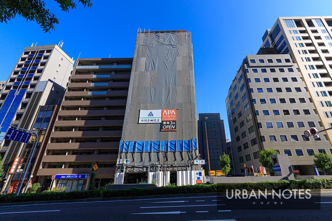 アパホテル大阪天満橋駅前_2020年12月 03