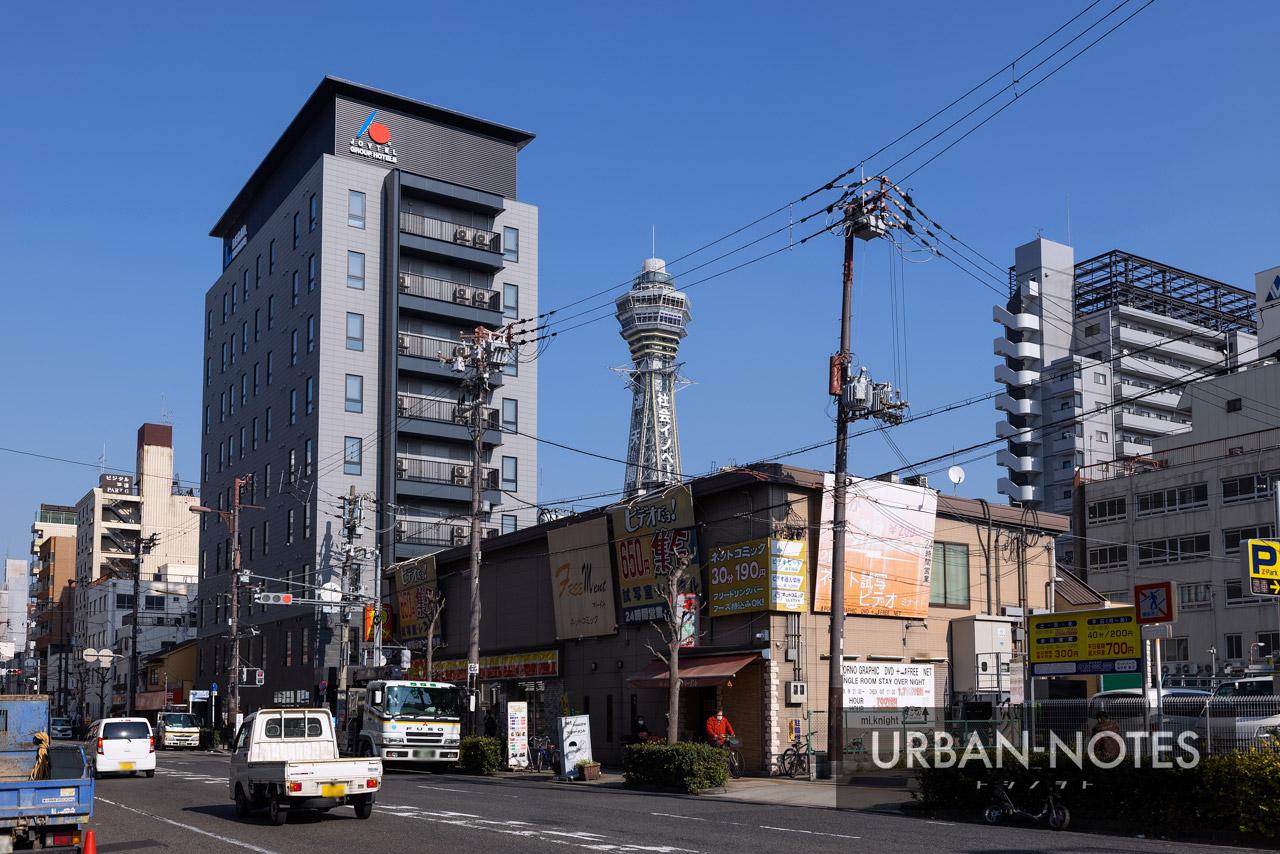 ジョイテルホテル新世界堺筋通 2020年12月 06