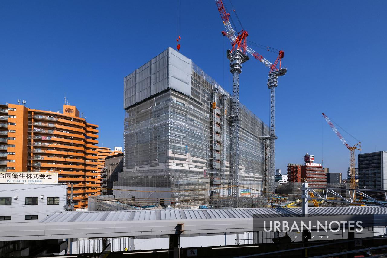 星野リゾート OMO7 大阪新今宮 2020年12月 06