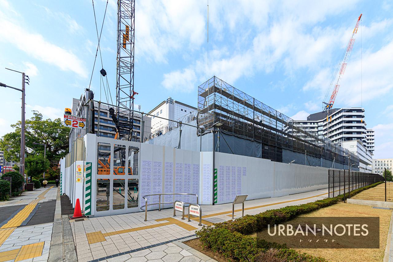大阪第6地方合同庁舎 2020年12月 03