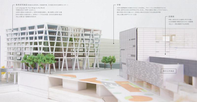 大阪大学箕面新キャンパス 完成イメージ2