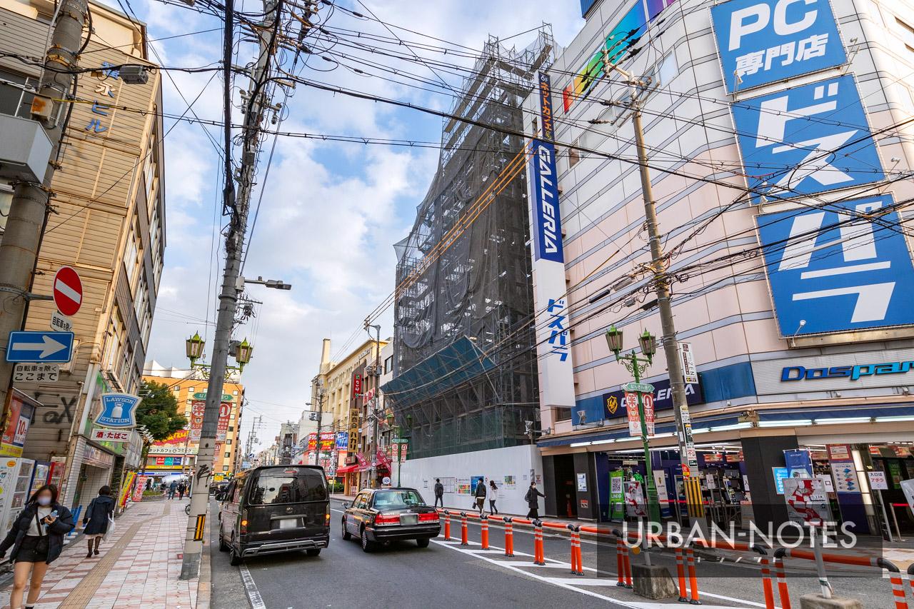 (仮称)昭和綜合管理株式会社 難波プロジェクト 2020年12月 01