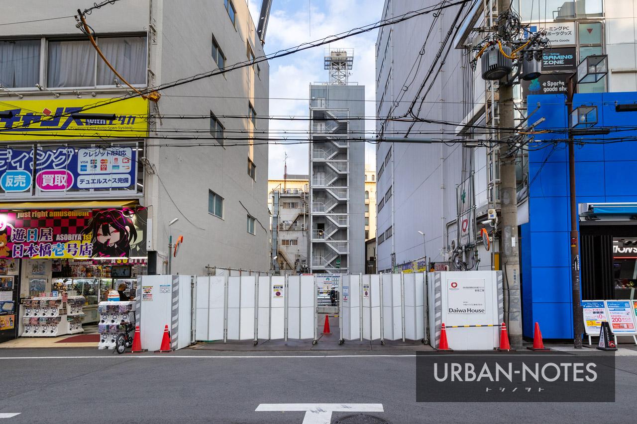 (仮称)昭和綜合管理株式会社 難波プロジェクト 2020年12月 04