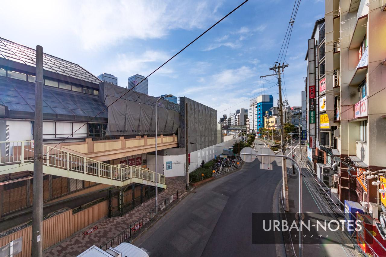 イオン京橋店 解体工事 2021年1月 07