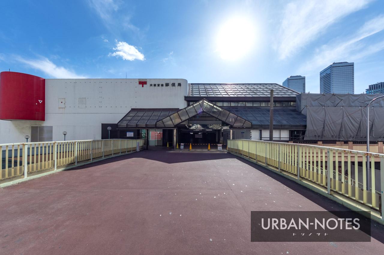 イオン京橋店 解体工事 2021年1月 09