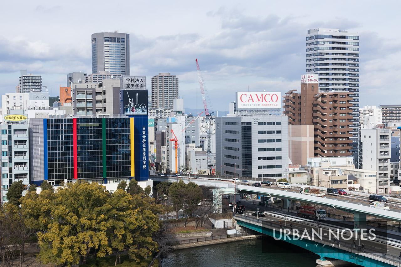 シエリアタワー大阪天満橋 2021年1月 06