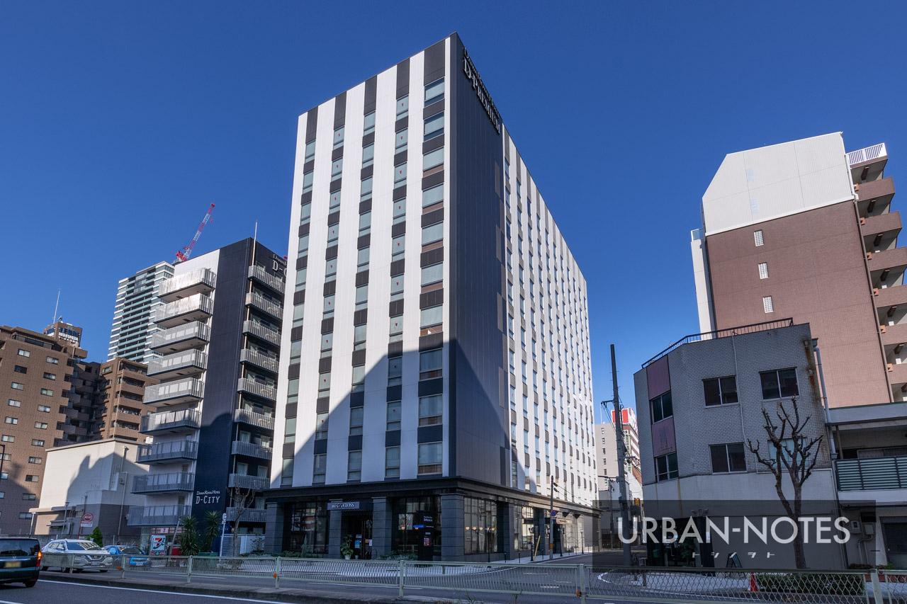 ダイワロイヤルホテル D-PREMIUM 大阪新梅田 2020年12月 01