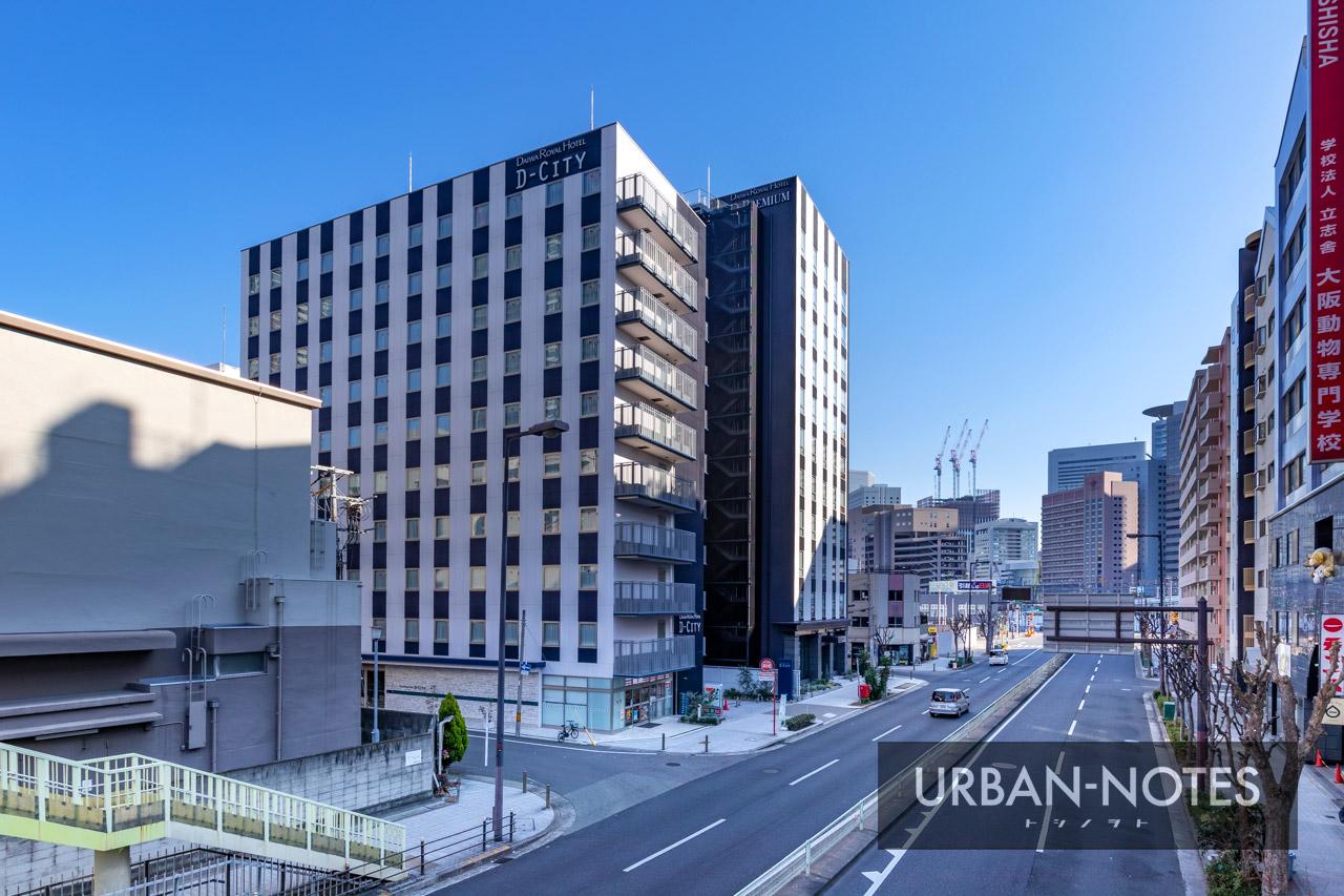 ダイワロイヤルホテル D-PREMIUM 大阪新梅田 2020年12月 05