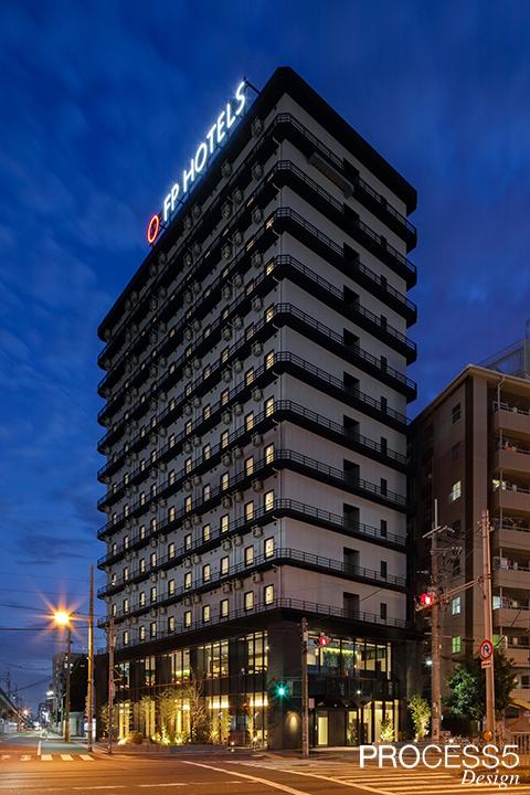 FP HOTELS Grand 難波南 外観イメージ