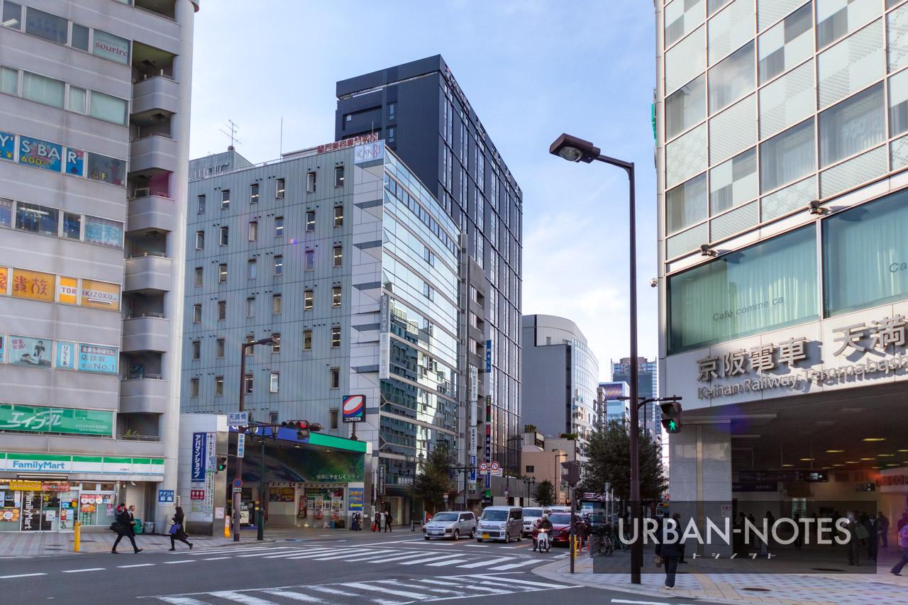 ホテル京阪 天満橋駅前 2021年1月 01