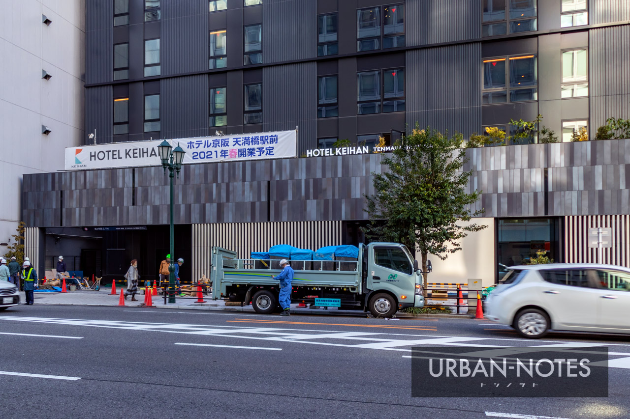 ホテル京阪 天満橋駅前 2021年1月 04