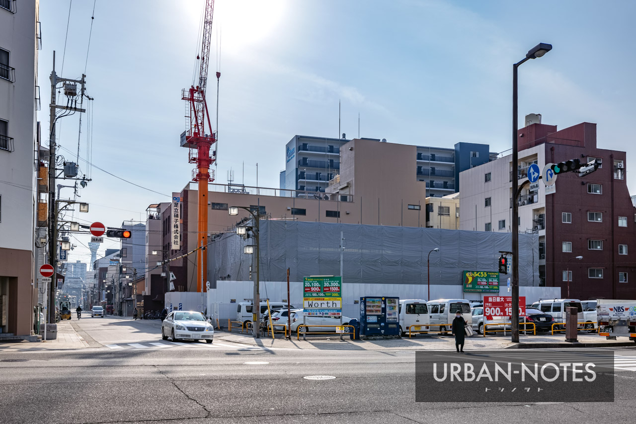 (仮称)浪速区日本橋東2丁目PJ 2020年12月 01