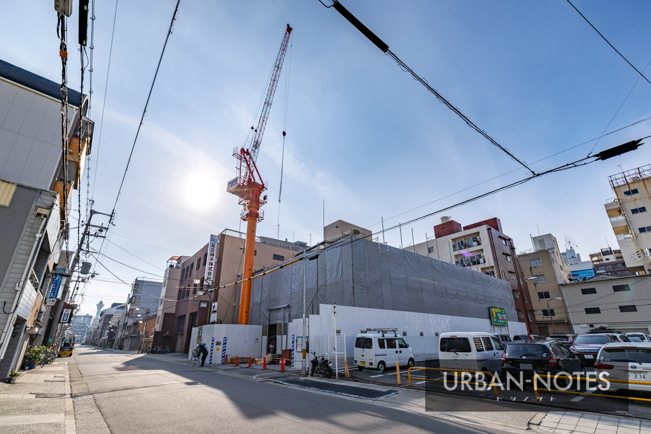 (仮称)浪速区日本橋東2丁目PJ 2020年12月 02