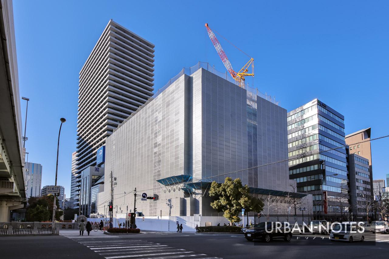(仮称)大阪三菱ビル建替え計画 2021年1月 02