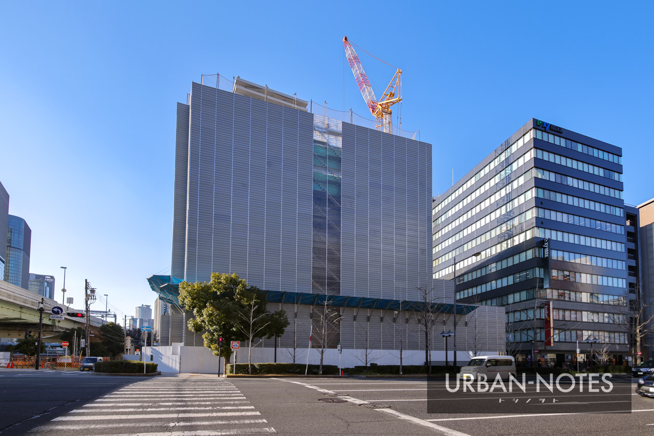 (仮称)大阪三菱ビル建替え計画 2021年1月 03