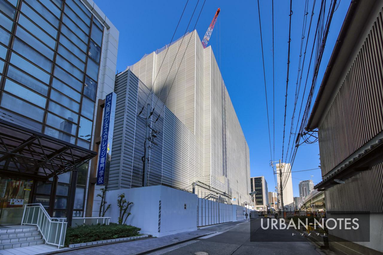 (仮称)大阪三菱ビル建替え計画 2021年1月 04