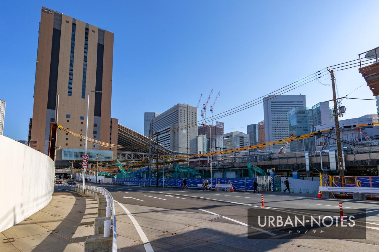 大阪駅西高架エリア開発 新駅ビル 2020年12月 02
