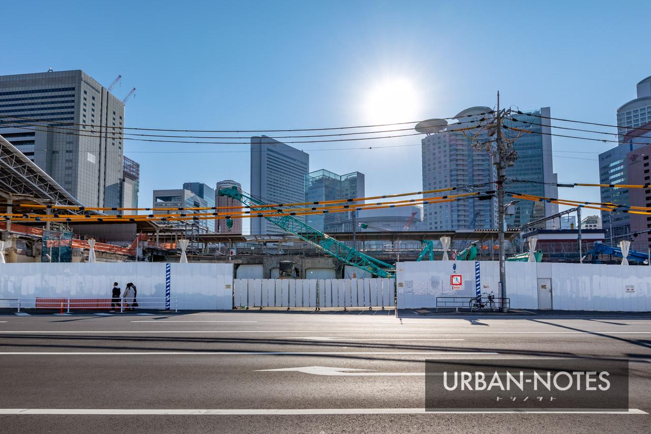 大阪駅西高架エリア開発 新駅ビル 2020年12月 03