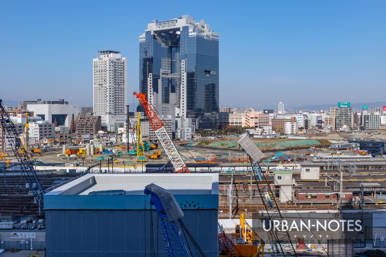 大阪駅西高架エリア開発 新駅ビル 2020年12月 05