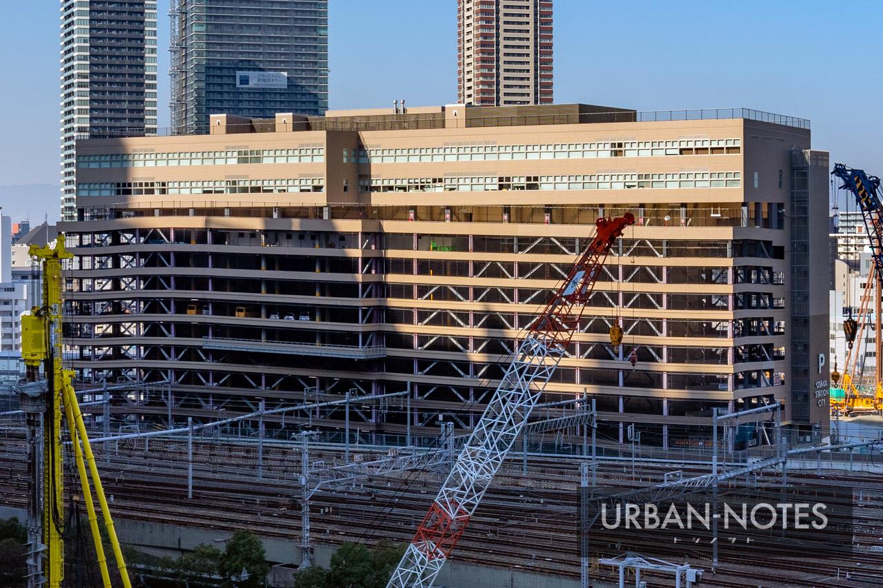 大阪ステーションシティ駐車場 2020年12月 05