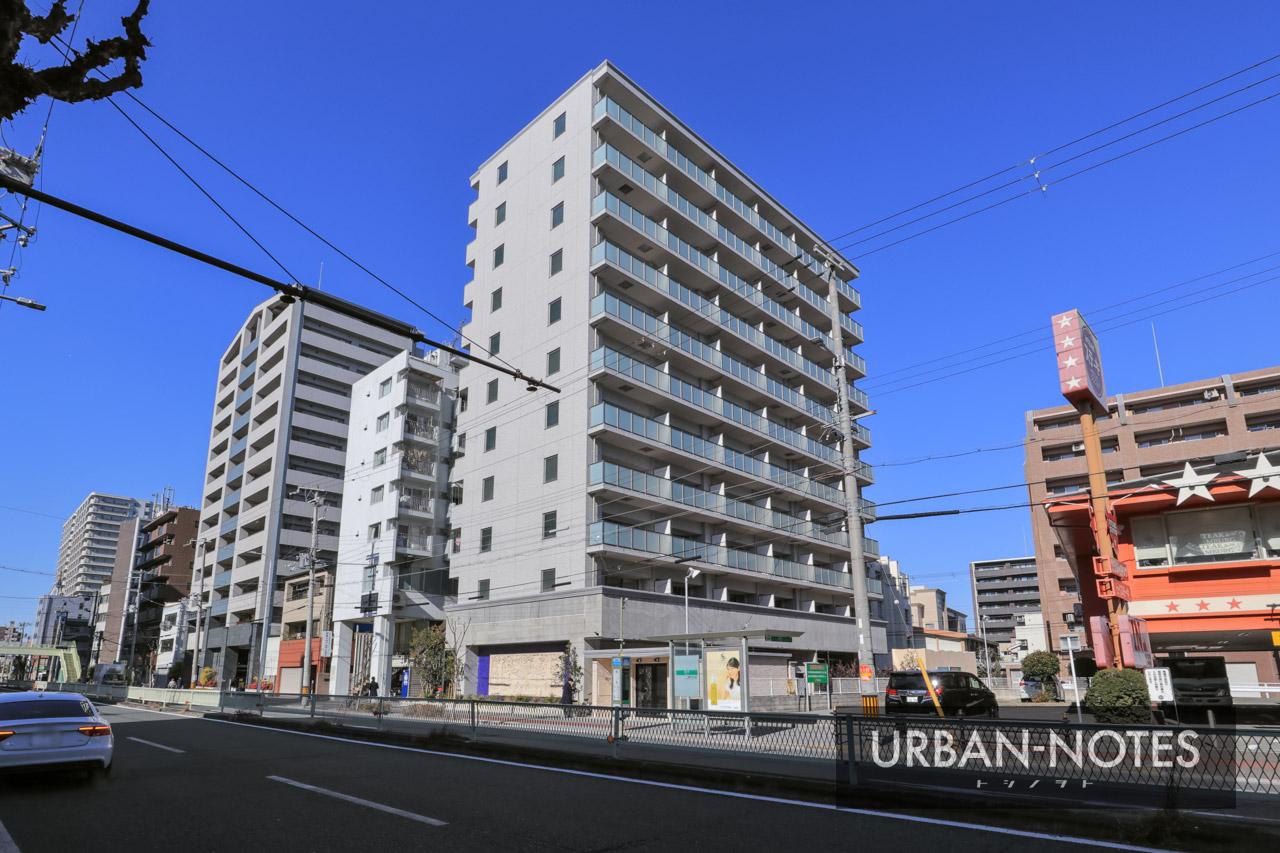 プレジオ福島リバーガーデン 2021年1月 01