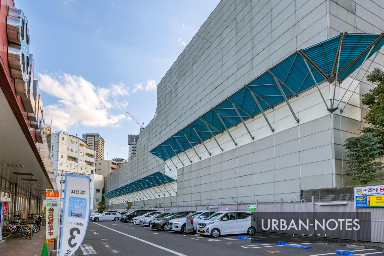 トーハン旧大阪支店 解体工事 2020年12月 04