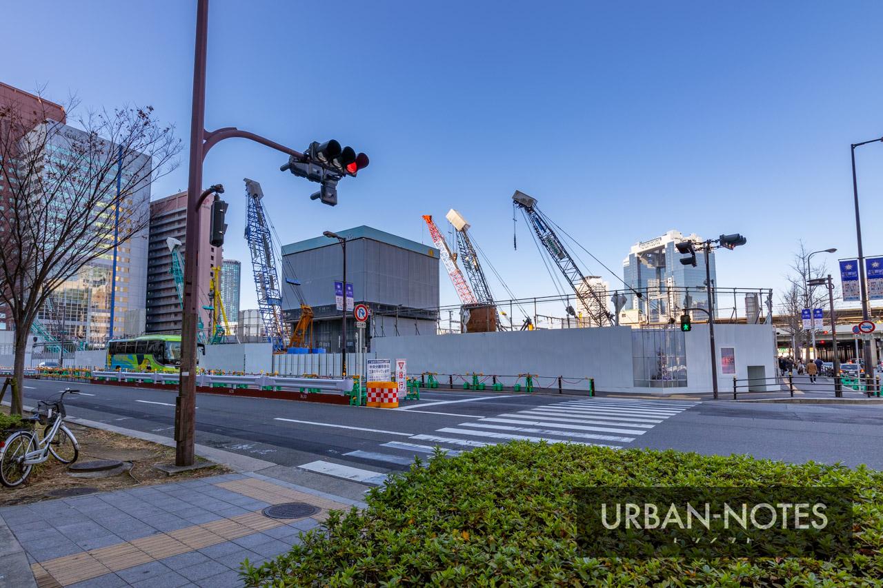 (仮称)梅田3丁目計画 2020年12月 01