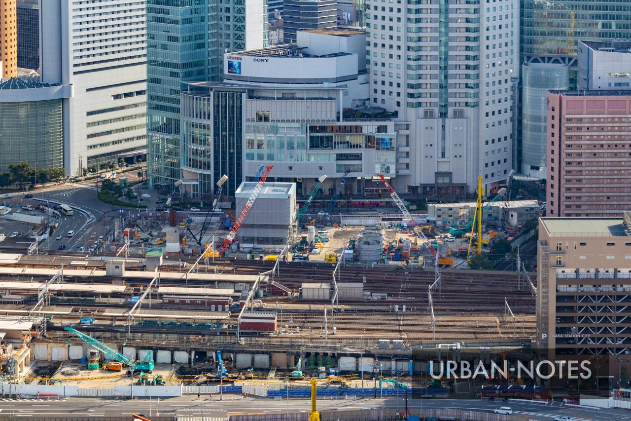 (仮称)梅田3丁目計画 2020年12月 08