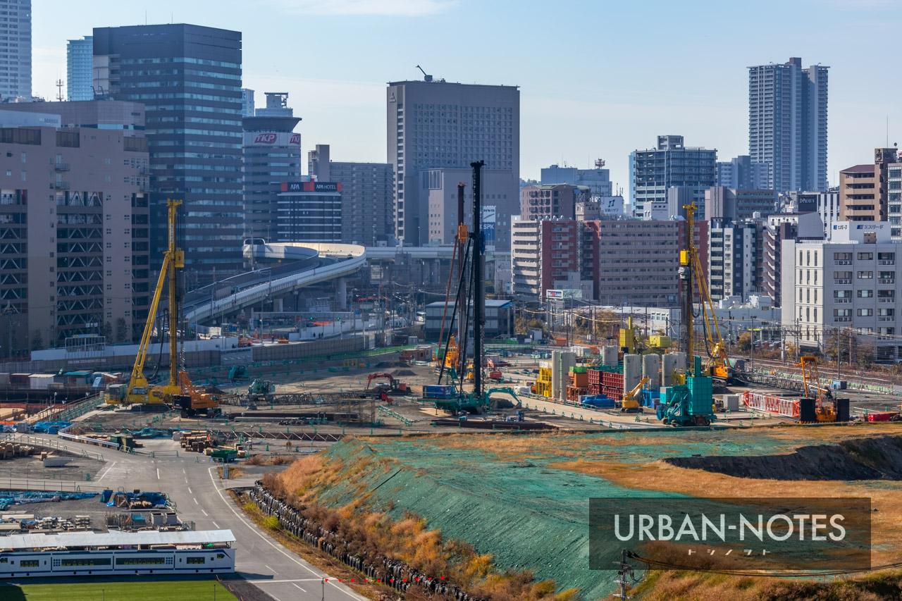 うめきた2期地区開発事業 2020年12月 08