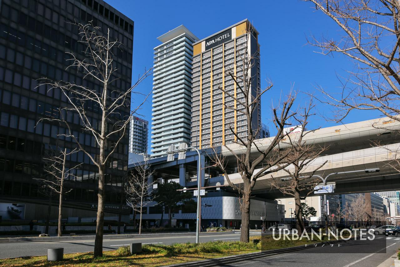 アパホテル&リゾート 御堂筋本町駅タワー 2021年1月 01