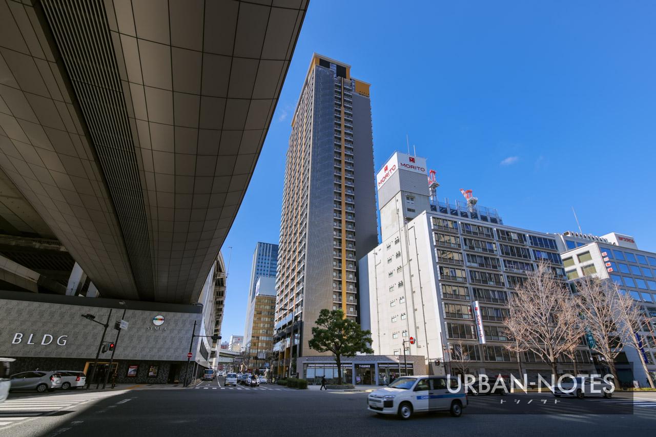 アパホテル&リゾート 御堂筋本町駅タワー 2021年1月 02