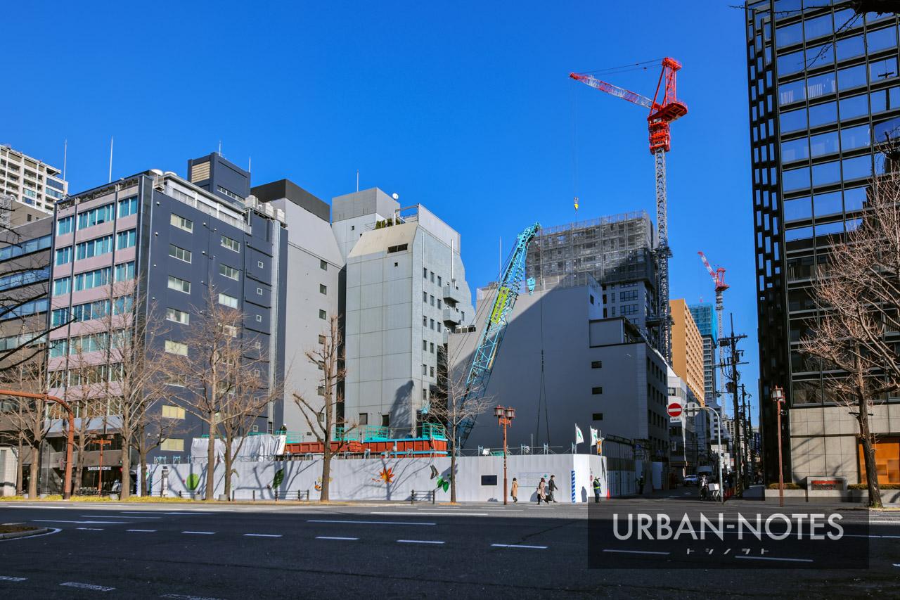 (仮称)安土町3丁目ビル 2021年1月 01