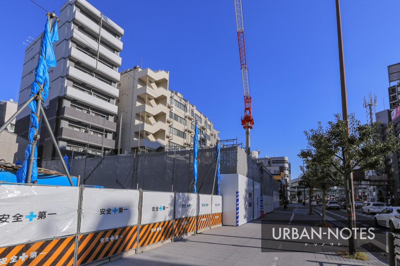 (仮称)大拓26 新築工事 2021年1月 02