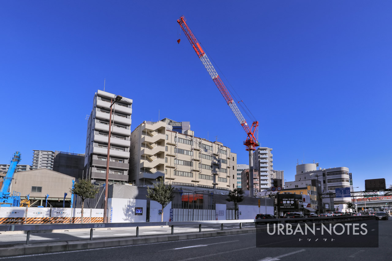 (仮称)大拓26 新築工事 2021年1月 03