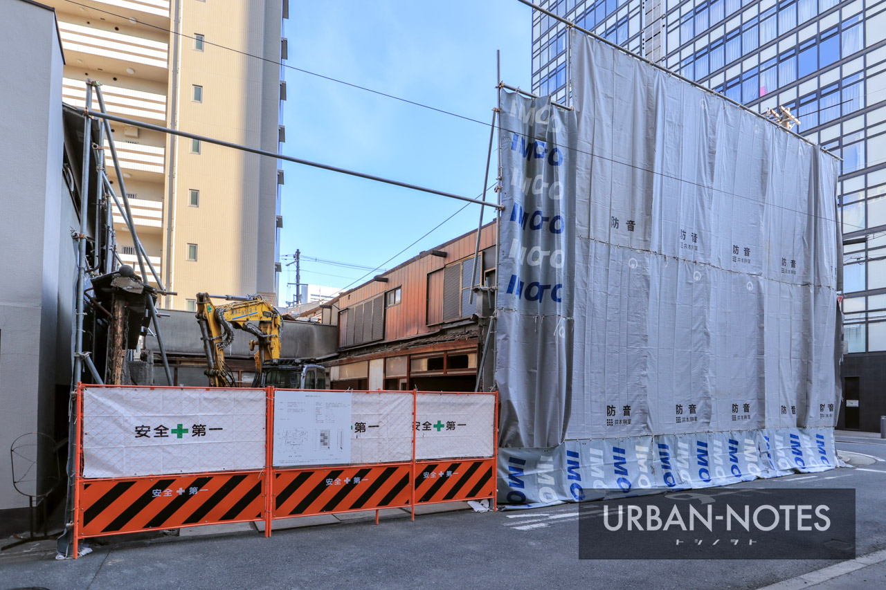 (仮称)福島区福島6丁目 新築工事 2021年1月 03