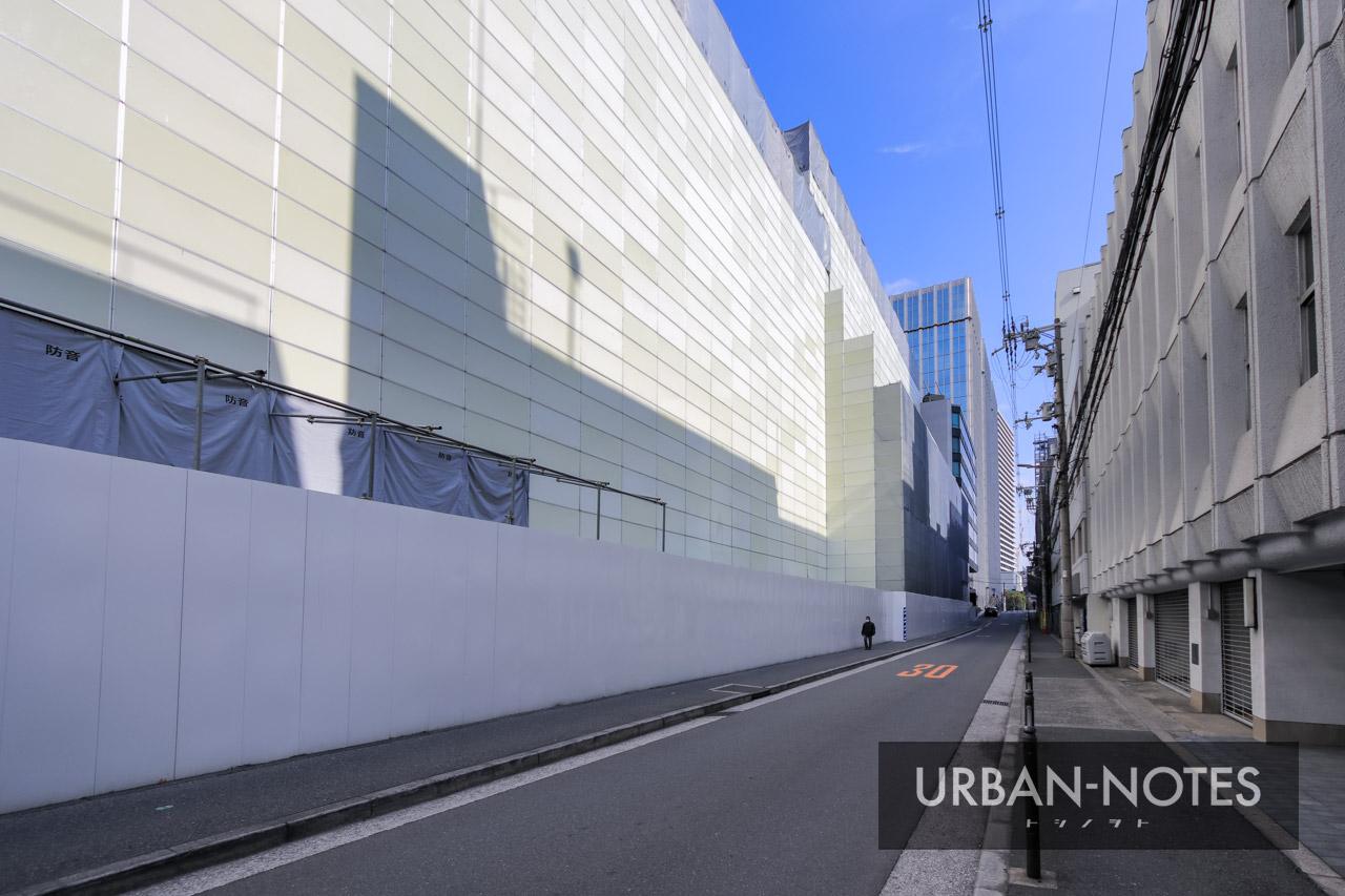 古河大阪ビル 本館・西館 解体工事 2021年1月 02