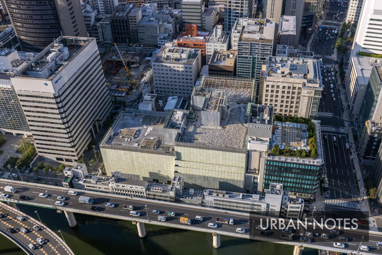 古河大阪ビル 本館・西館 解体工事 2021年1月 05