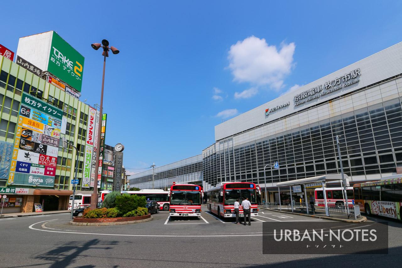 枚方市駅周辺地区第一種市街地再開発事業 2019年8月 02